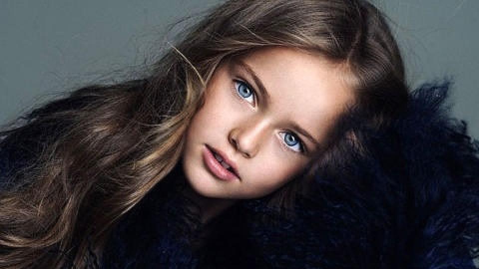 Kristina Pimenowa: Wird das schönste Mädchen der Welt