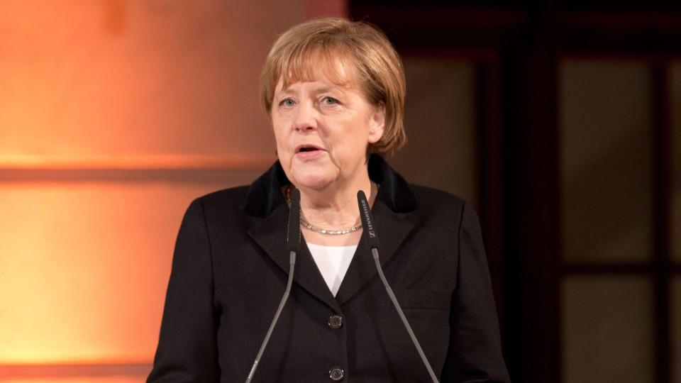 Kanzlerin Angela Merkel hat Russland, Italien und Frankreich kritisiert.