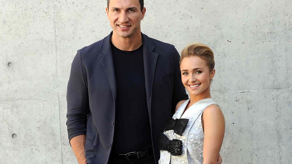 Hayden Panettiere und Wladimir Klitschko sind Eltern einer Tochter.
