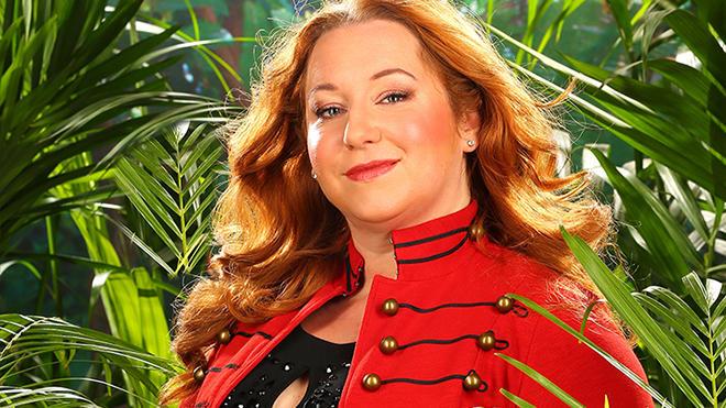 """Der """"Lindenstraße""""-Star Rebecca Siemoneit-Barum zieht in das Dschungelcamp 2015 ein."""