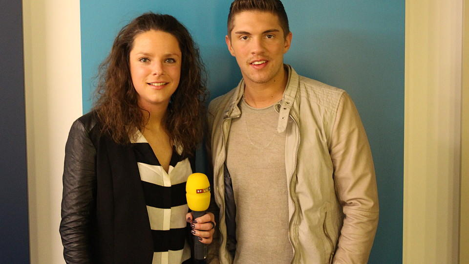 Joey Heindle im exklusiven Interview mit RTL.de-Redakteurin Janina Lenz.