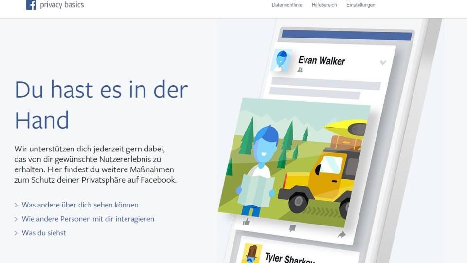 Das Friss-oder-stirb-Prinzip: Facebook ändert Nutzungsbedingungen ab dem 30. Januar