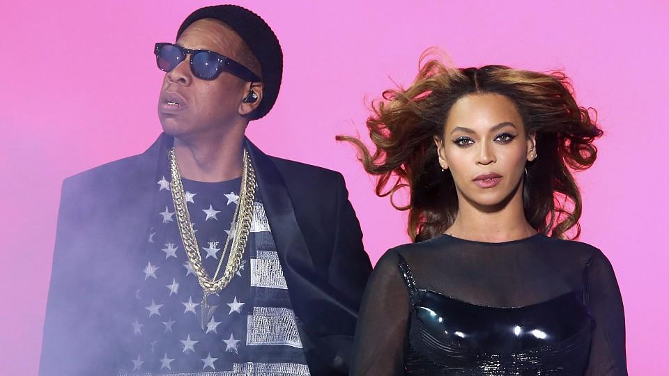 Jay-Z und Beyoncé sind bereits seit 2008 verheiratet.