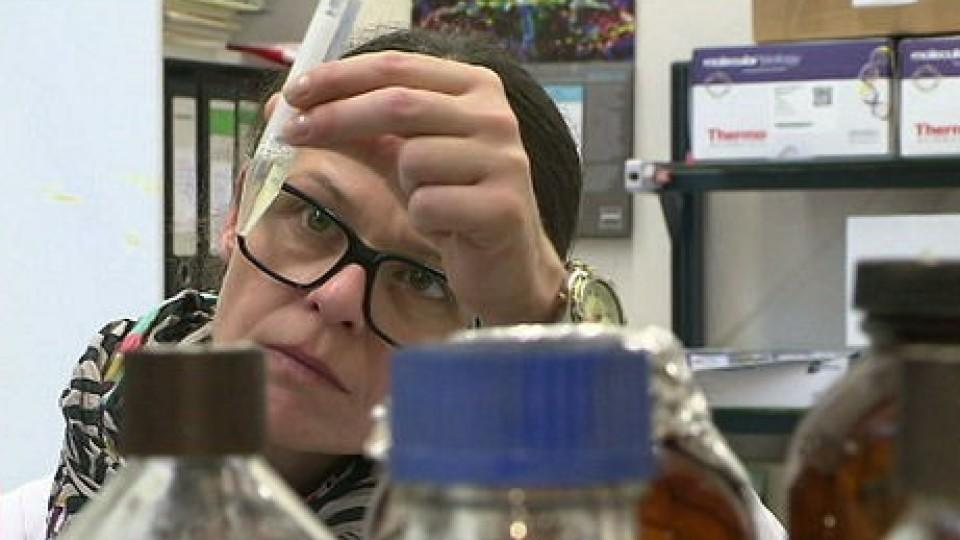 Dr. Tanja Schneider vom deutschen Infektionszentrum in Bonn.