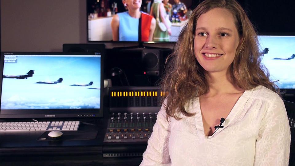 Picco von Groote, Schauspielerin Starfighter