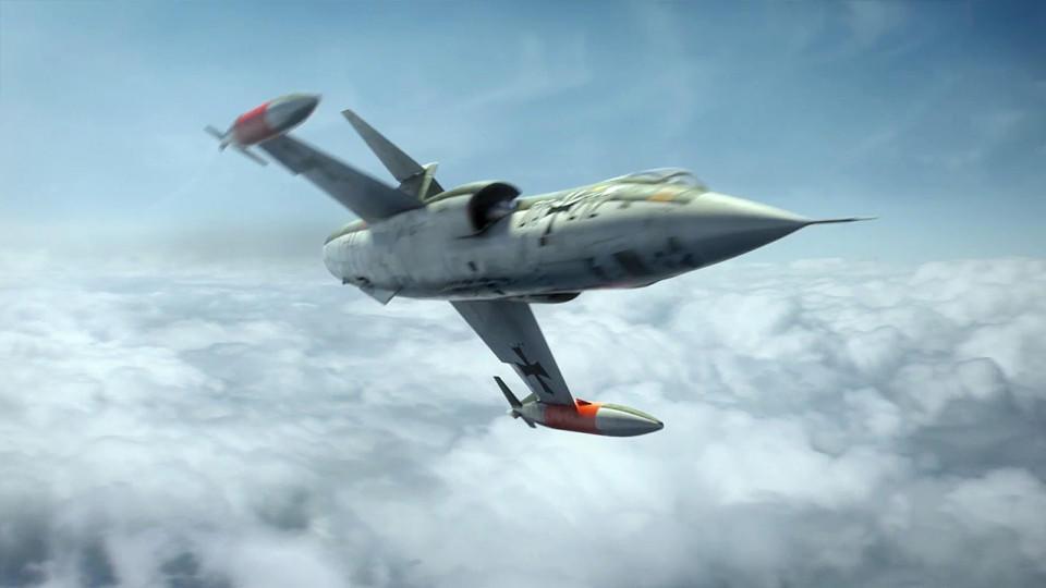 Starfighter, F-104, RTL-Eventmovie