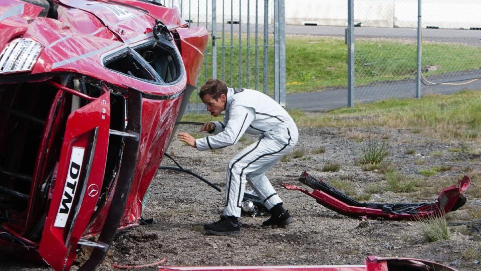 """""""Alarm für Cobra 11"""": Crash am Nürburgring"""