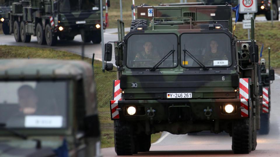 Das Budget der Bundeswehr soll deutlich erhöht werden.