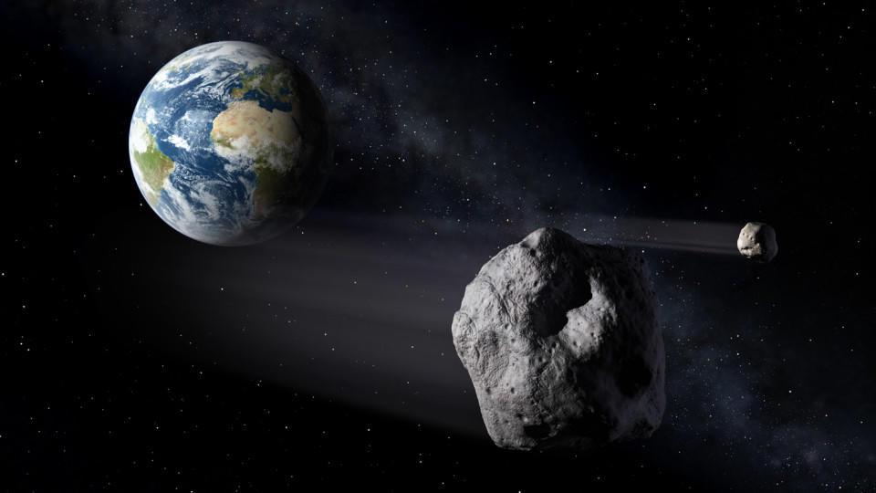 Das sind jetzt die gefährlichsten Asteroiden im All