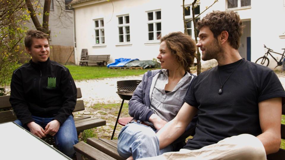 Wohnen für 200 Euro Miete Camelot Cengiz Ünal