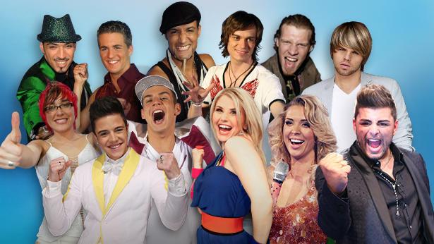"""Das sind die Gewinner aus zwölf Staffeln """"Deutschland sucht den Superstar""""!"""