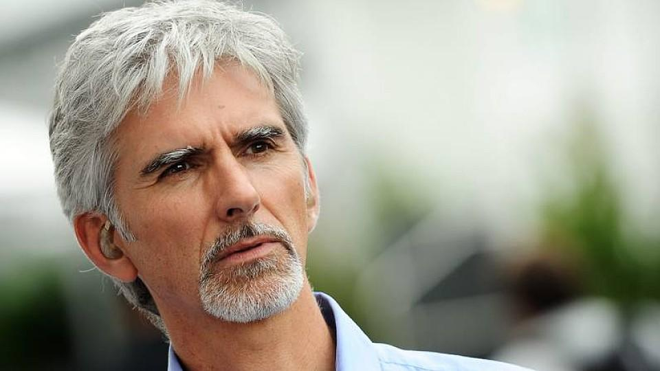 Damon Hill (GBR) Sky Sports Presenter.16.11.2013. Formula 1 World Championship, Rd 18, United States Grand Prix, Austin, Texas, USA, Qualifying Day. - www.xpbimages.com, EMail: requests@xpbimages.com - copy of publication required for printed picture