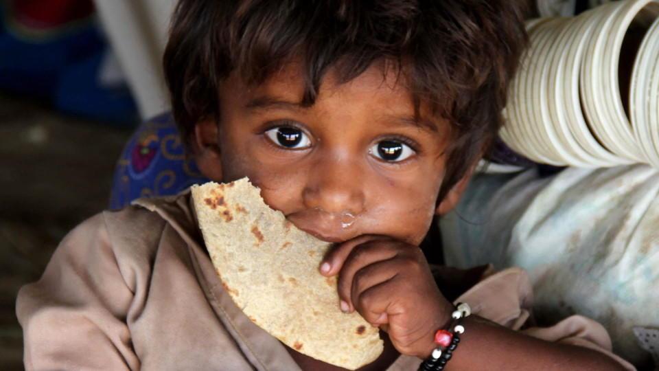 Corona verschärft den Welthunger