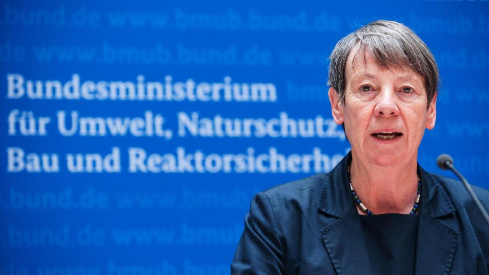 Umweltministerin will Atommüll auf vier Bundesländer verteilen