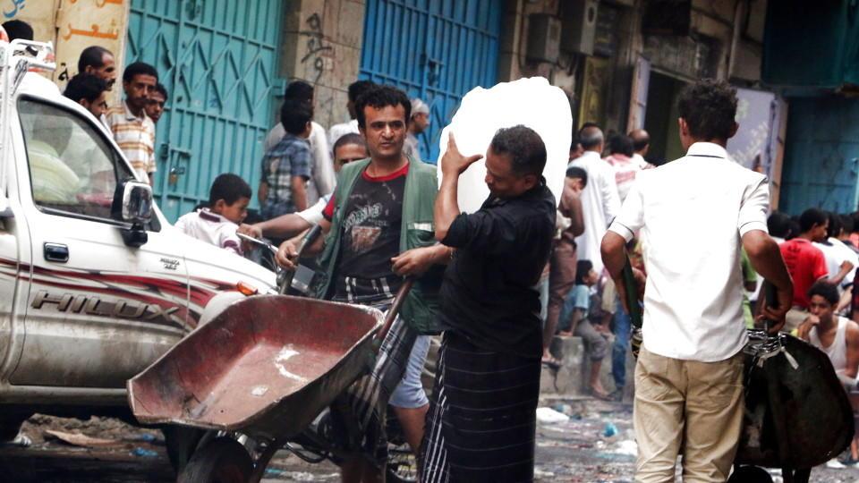 Deutsche Waffen aus Saudi-Arabien für den Jemen?