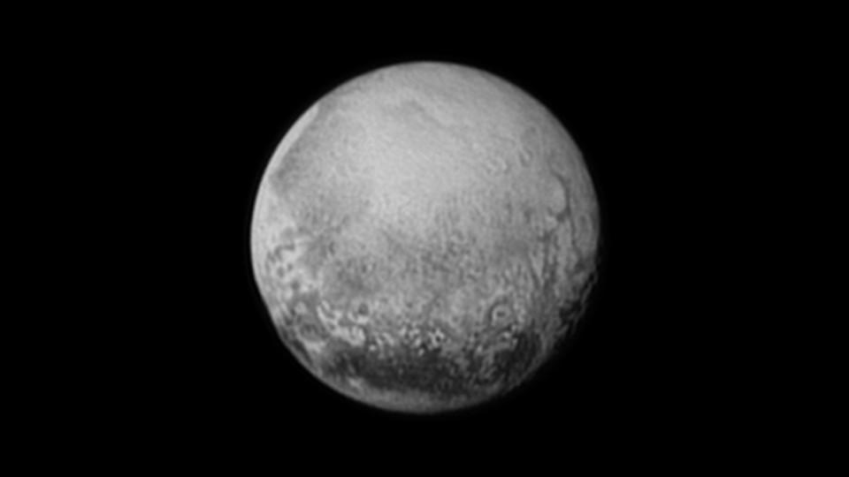 Pluto bekommt erstmals Besuch von der Erde