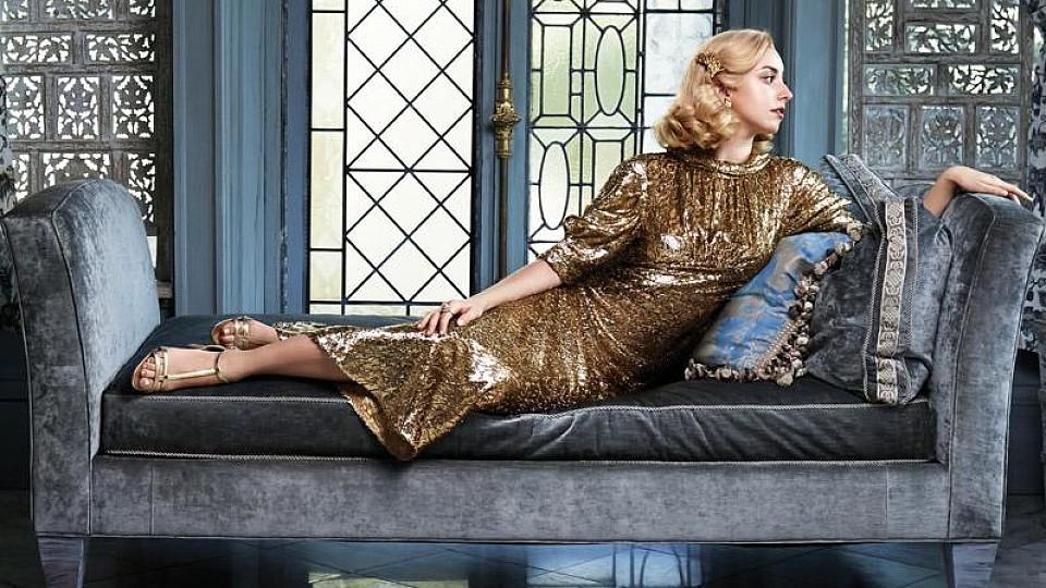 Wie eine Hollywood-Diva posiert Jazmin Grace Grimaldi für das US-Magazin 'Harper's Bazaar' und gibt ihr allererstes Interview.