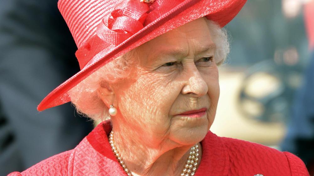 Königin Elisabeth II. soll nicht begeistert über den Namen von Harrys und Meghans Tochter sein.