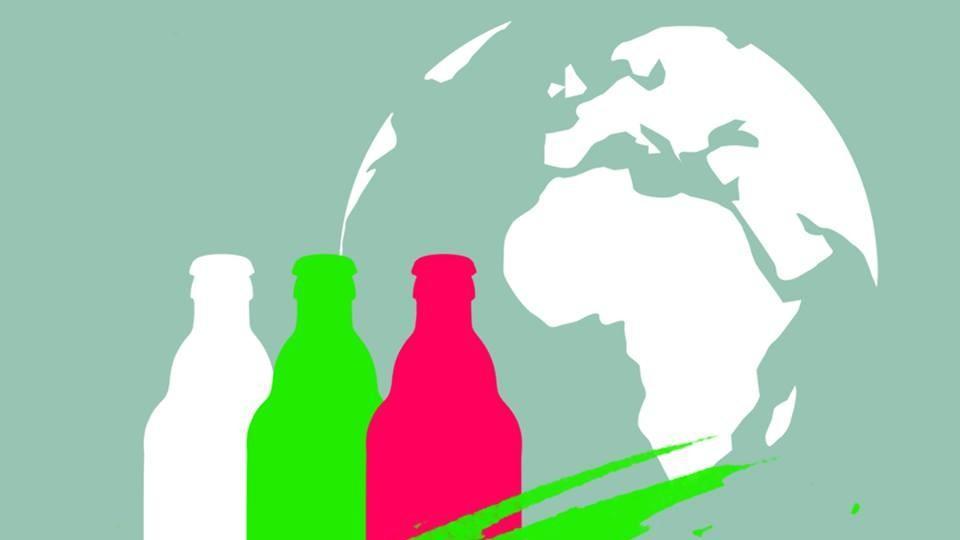 Faule Studenten können ab November ihre Pfandflaschen einfach abholen lassen.
