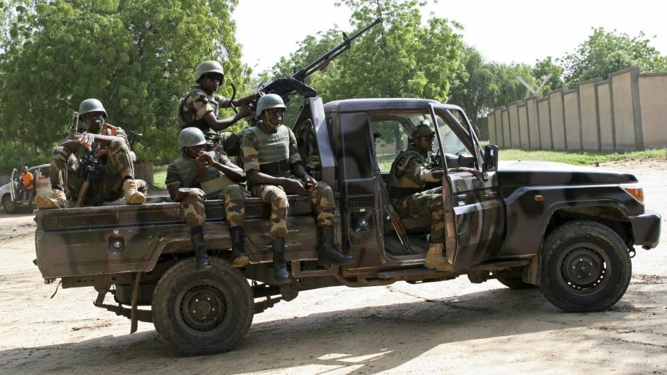 Das nigerianische Militär hat über 800 Menschen aus der Gewalt von Boko Haram befreit. (Motivbild)