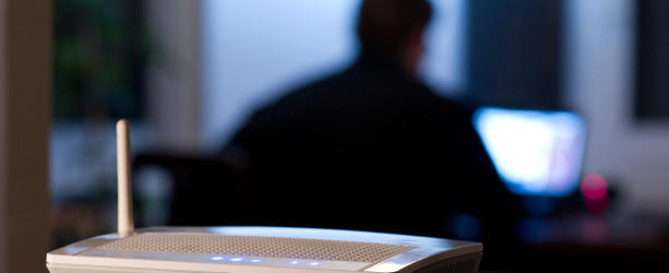 Ein Router der Telekom zeigt seinem Nutzer plötzlich eine Todesmeldung an.