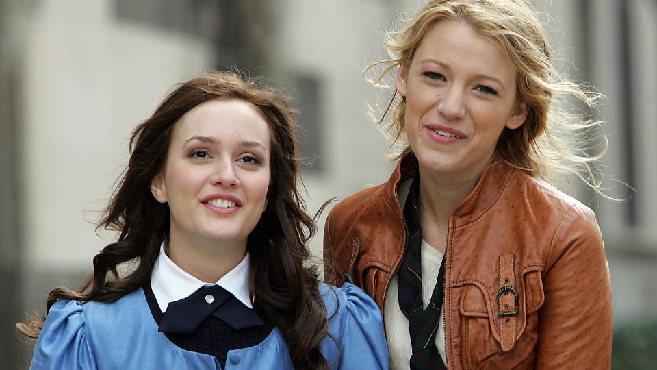 """Leighton Meester (links) und Blake Lively schafften mit """"Gossip Girl"""" ihren großen Durchbruch im Filmgeschäft."""