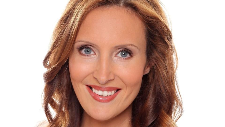 """Roberta Bieling wird die feste Nummer zwei bei """"Punkt 12"""" und ist Vertretung für Hauptmoderatorin Katja Burkard."""