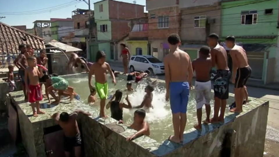 Favelas in Rio de Janeiro: Leben zwischen Abwasser und Schimmel
