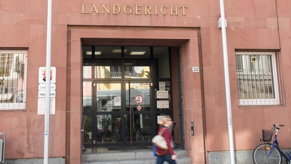 Das Landgericht Frankenthal hat heute sein Urteil gesprochen.