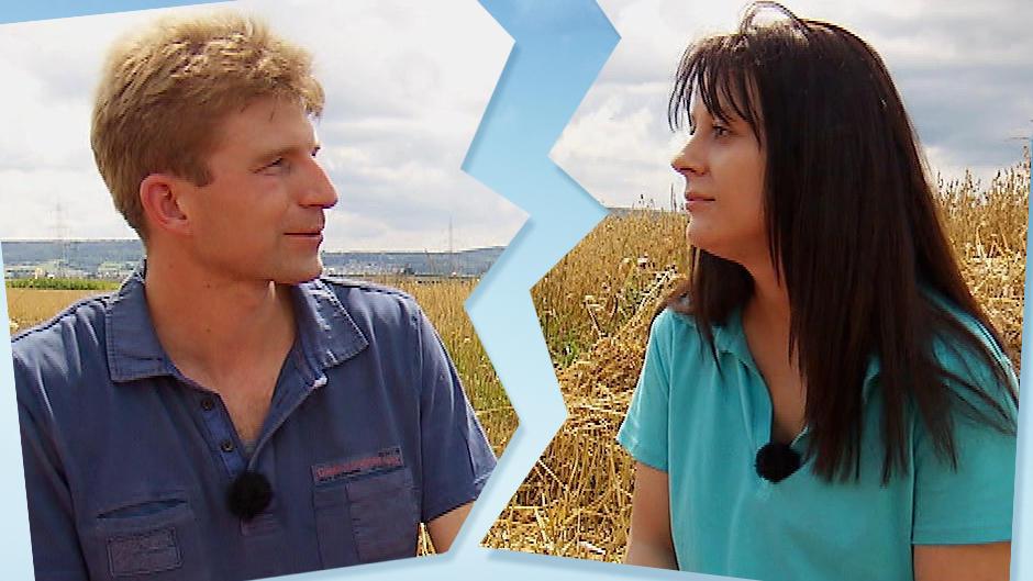 """""""Bauer sucht Frau""""-Kandidat Rolf und seine Janine haben sich getrennt"""