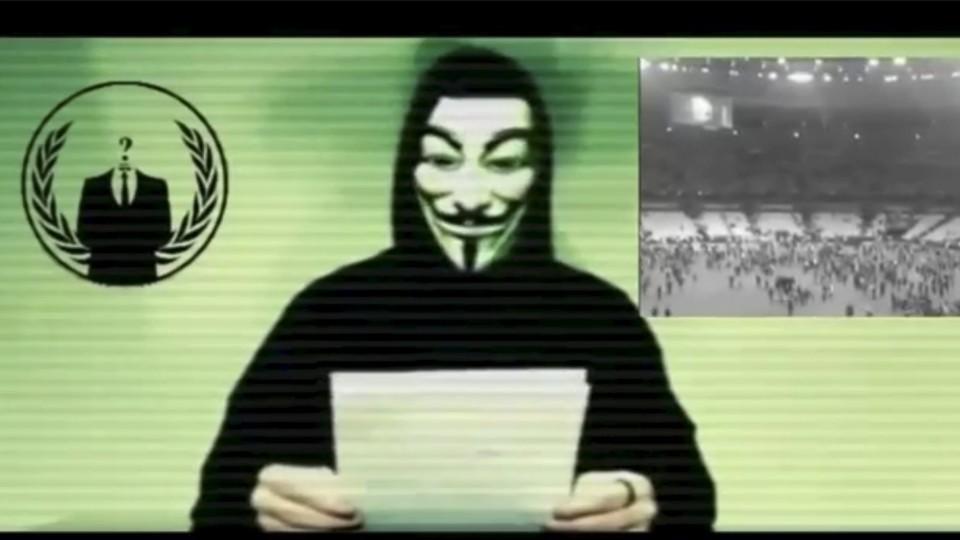 Das Hackerkollektiv 'Anonymous' hat dem 'Islamischen Staat' (IS) nach deren Angriffen in Paris den Krieg erklärt.