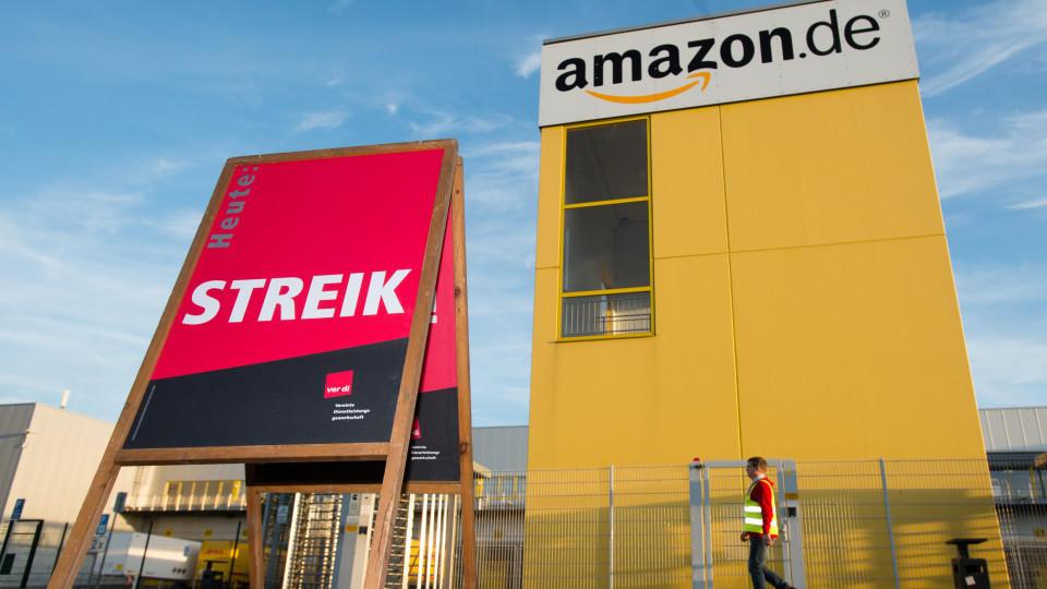 Streik bei Amazon zum Prime Day.