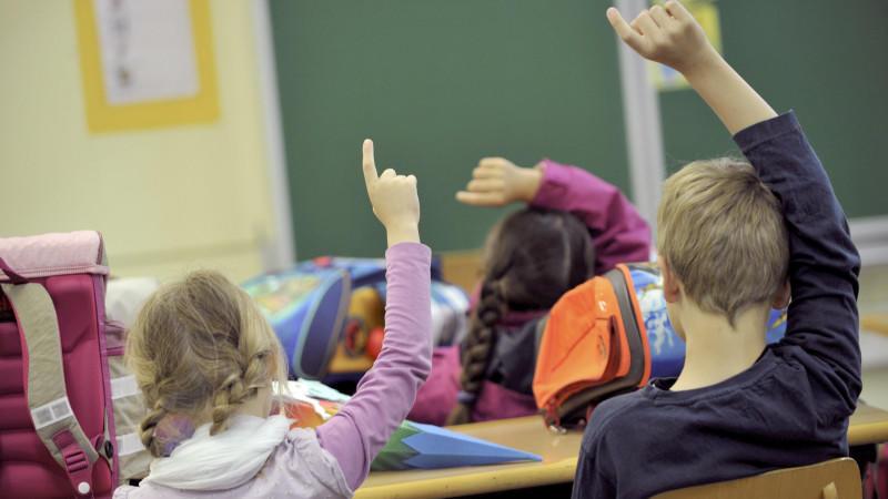 In einer Grundschule in Neu-Ulm fielen Kinder im Unterricht mit islamistischen Hasstiraden auf (Symbolfoto: Archiv).