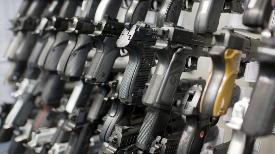 Die Nachfrage nach Waffen ist so hoch wie nie