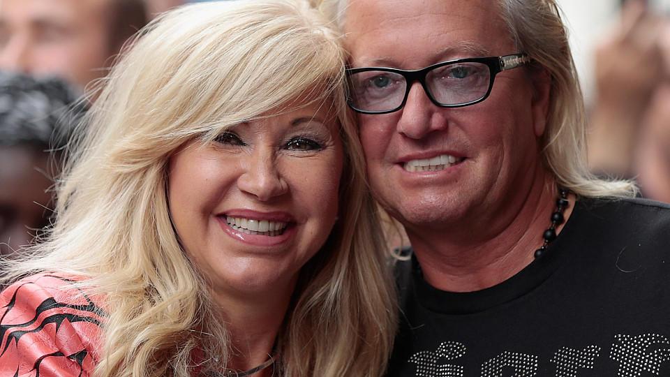 Robert und Carmen Geiss feiern ihren 26. Hochzeitstag.