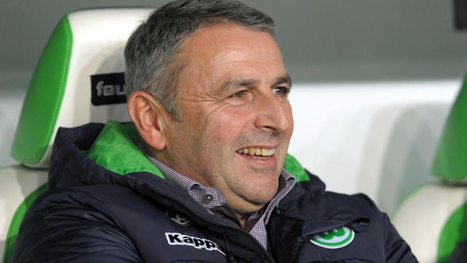Klaus Allofs war von 2012 bis 2016 Sportdirektor beim VfL Wolfsburg