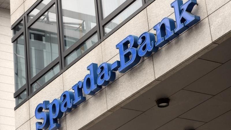 Logo der Sparda Bank. Foto: Bernd Weißbrod/Archiv