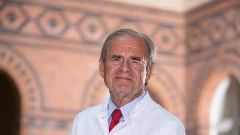 Prof. Thomas Meinertz ist Vorsitzender der Deutschen Herzstiftung in Frankfurt am Main. Foto: Angela Pfeiffer/Deutsche Herzstiftung