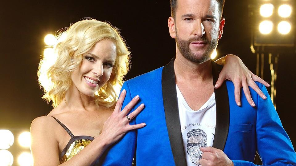 "Michael Wendler tanzt bei ""Let's Dance"" mit Isabel Edvardsson"