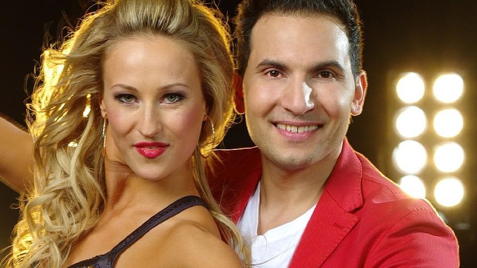 """Attila Hildmann tanzte bei """"Let's Dance"""" 2016 mit Oxana Lebedew."""