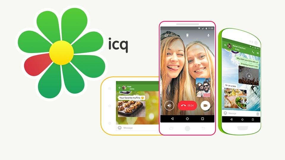 Der Chat-Veteran ICQ erlebt gerade als Whatsapp-Alternative einen regelrechten Boom