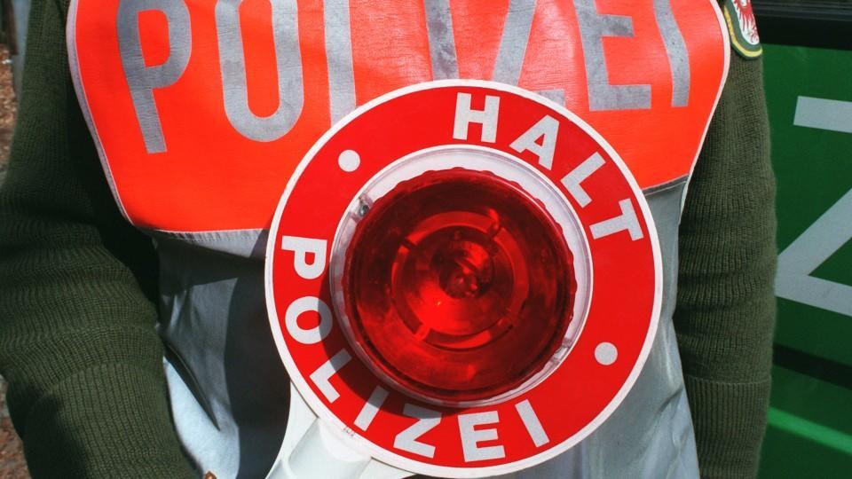 Bei einer Routinekontrolle der Polizei wurde ein Mann verhaftet, weil er eine Videokassette jahrelang nicht zurückgegeben hatte. (Motivbild)