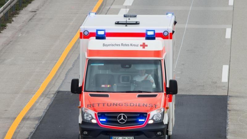 Symbolbild: Krankenwagen