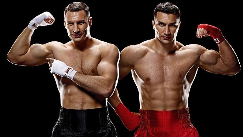 Vitali vs. Wladimir Klitschko: Ein Kampf, der aus Mutterliebe nie zustande kam.