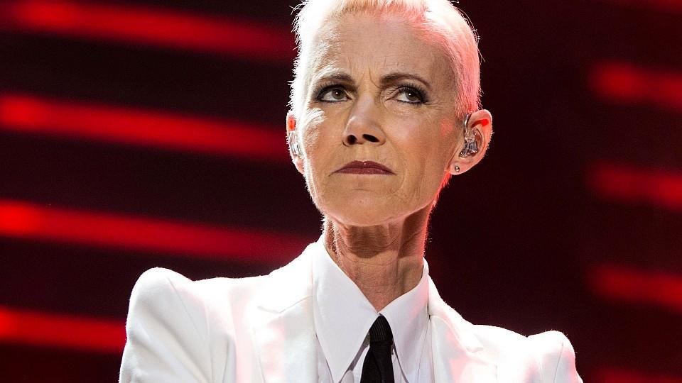 Bei ihrem Auftritt 2015 war Marie Fredriksson gezeichnet von ihrer Erkrankung.