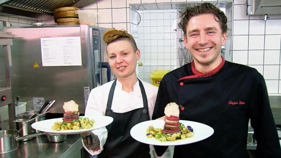 Rach sucht: Deutschlands Lieblingsrestaurant - Veganes Restaurant 'Kopps' in Berlin