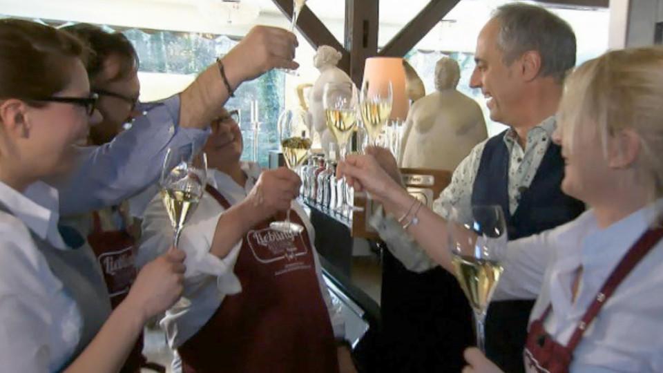 Christian Rach hat einen Gewinner gefunden: Das 'Al Porto' aus Stade ist 'Deutschlands Lieblingsrestaurant 2016'