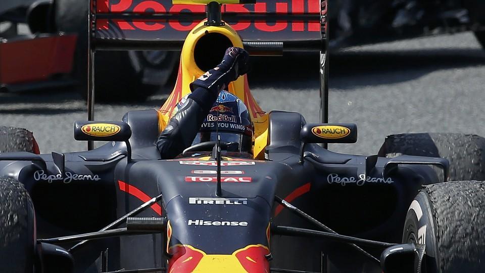Formel-1-Wunder in Barcelona: Max Verstappen ist jüngster Sieger aller Zeiten