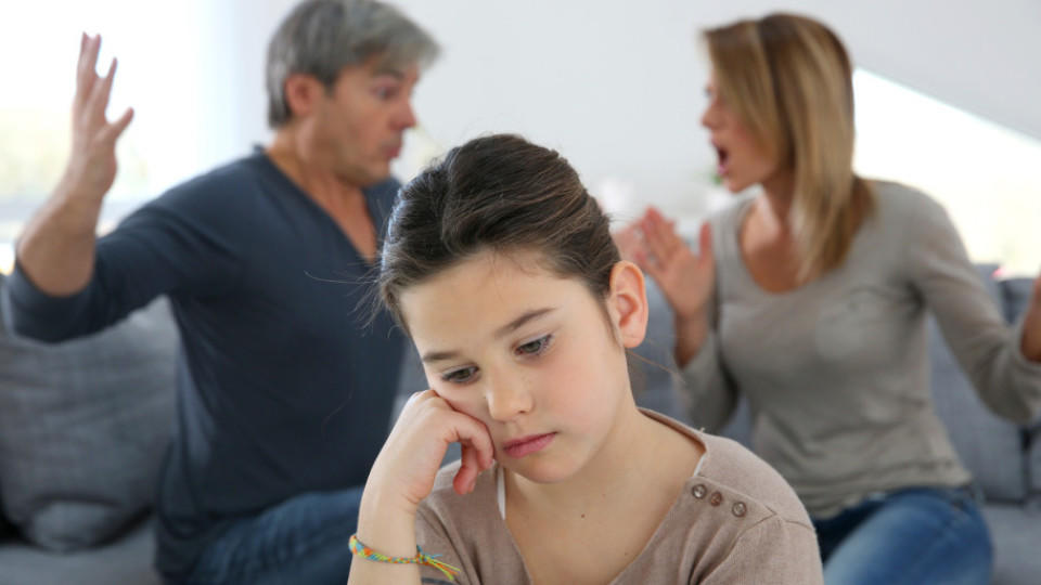 Wenn Eltern streiten, können Kinder davon lernen - wenn sie respektvoll miteinander umgehen.