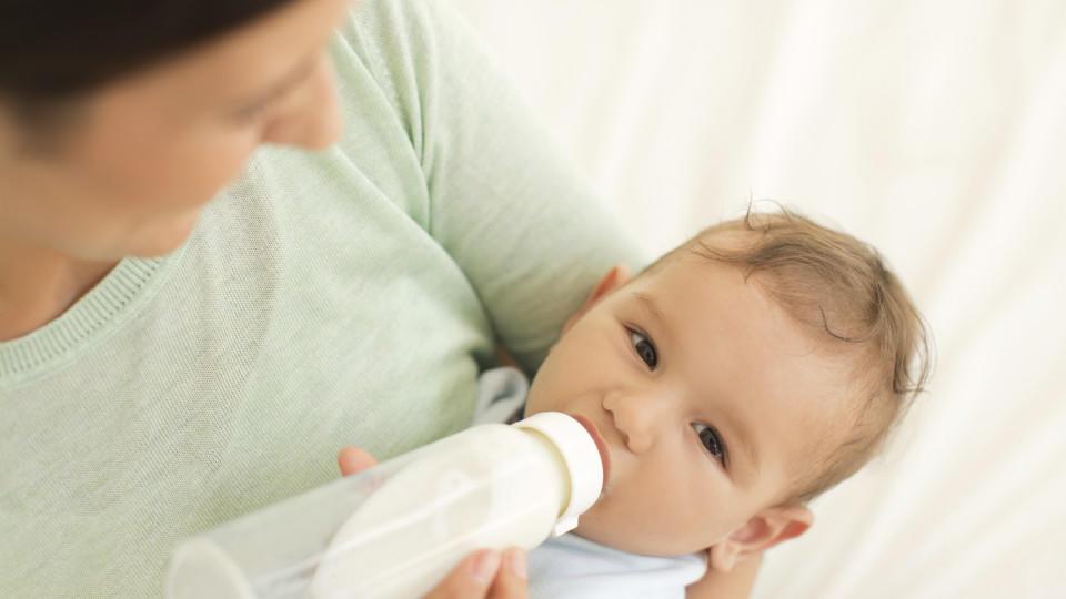 Wenn eine Mutter nicht stillen kann oder möchte, ist das völlig in Ordnung.
